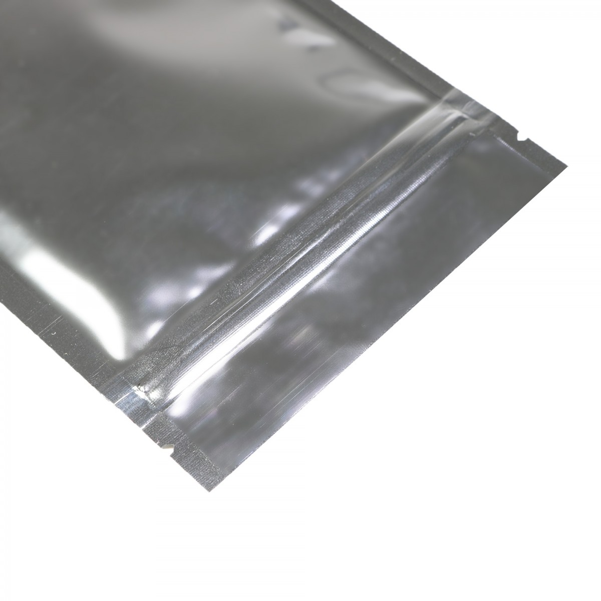 silver shiny metallic mylar ziplock bags 6 cm x 9 cm 2 4 inches x 3 5 inches 500 bags lot. Black Bedroom Furniture Sets. Home Design Ideas