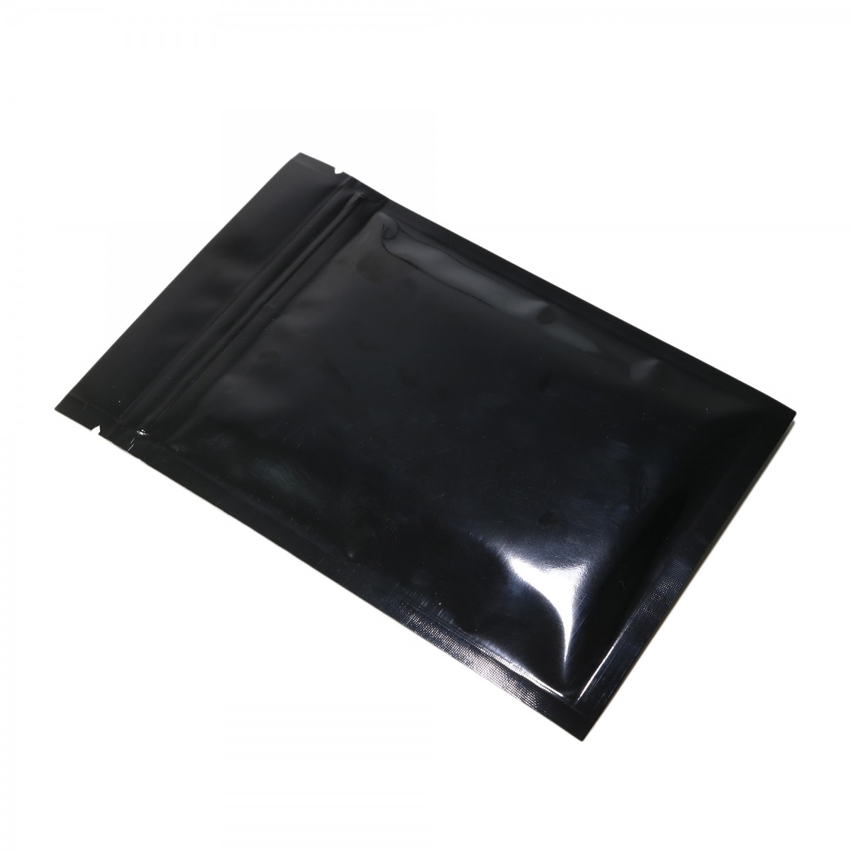 black shiny metallic mylar ziplock bags 8 5 cm x 13 cm 3 3 inches x 5 1 inches 500 bags lot. Black Bedroom Furniture Sets. Home Design Ideas