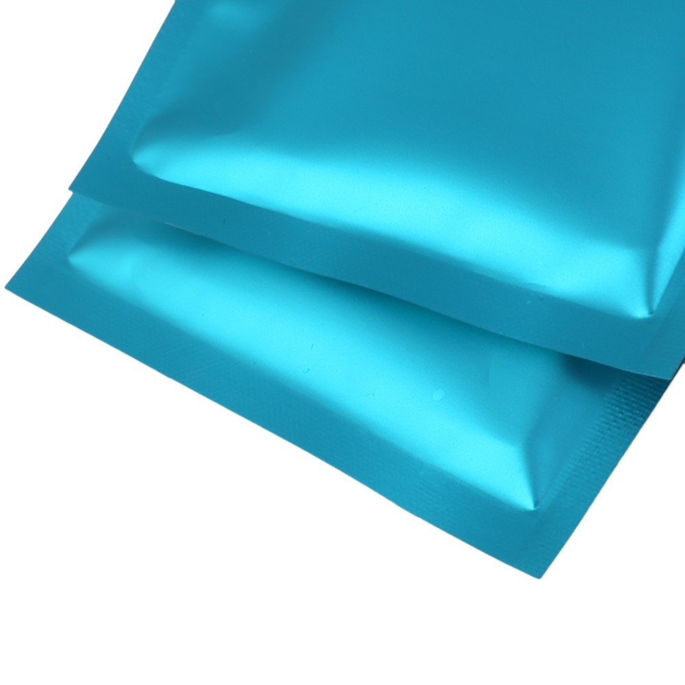 translucent front blue back mylar foil ziplock bags 8 5 cm x 13 cm 3 3 inches x inches. Black Bedroom Furniture Sets. Home Design Ideas