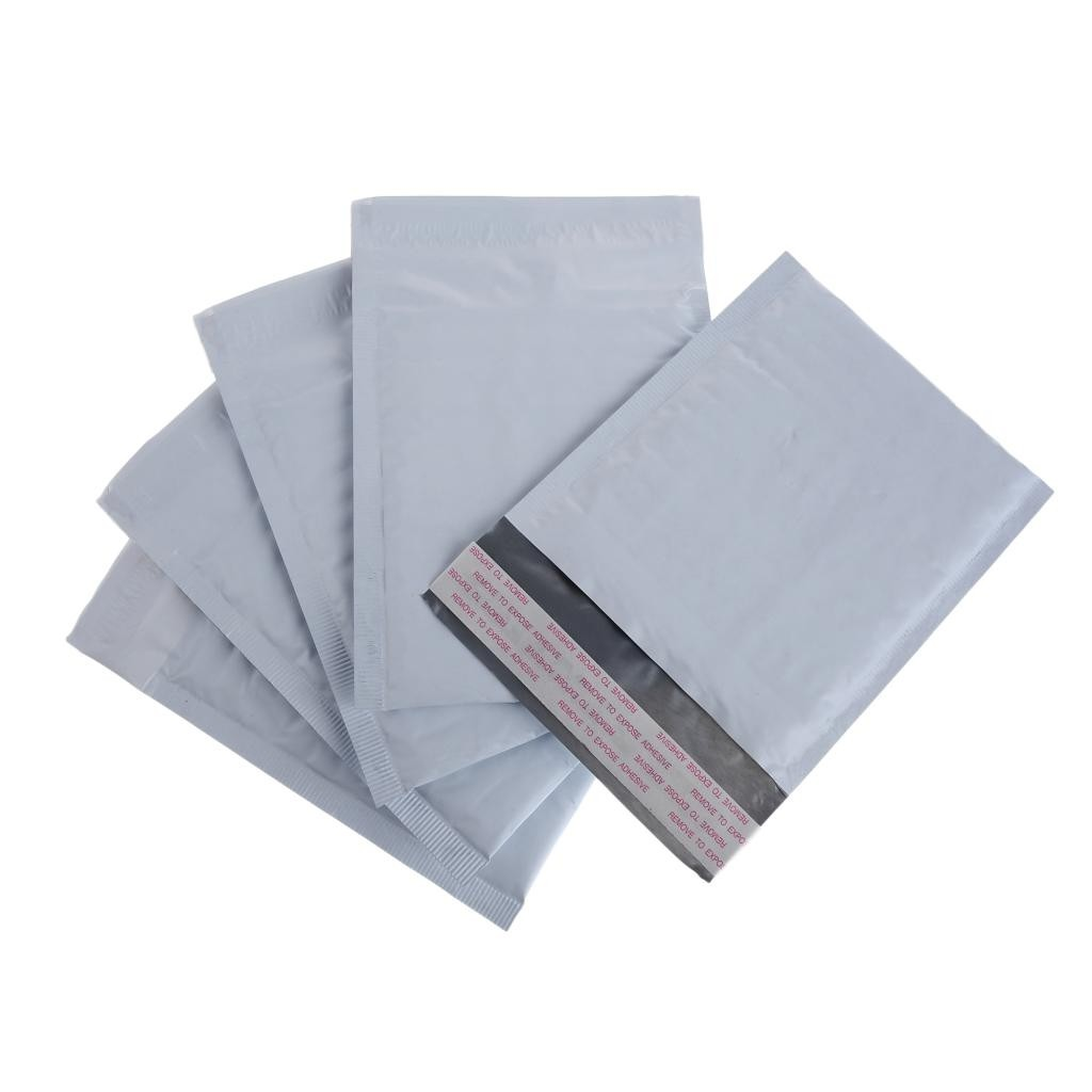 "500 Self Seal Poly Bubble Mailers Padded Shipping Envelopes 8.6"" x 13"" (22 cm x 30 cm) (500 Bags/Lot)"