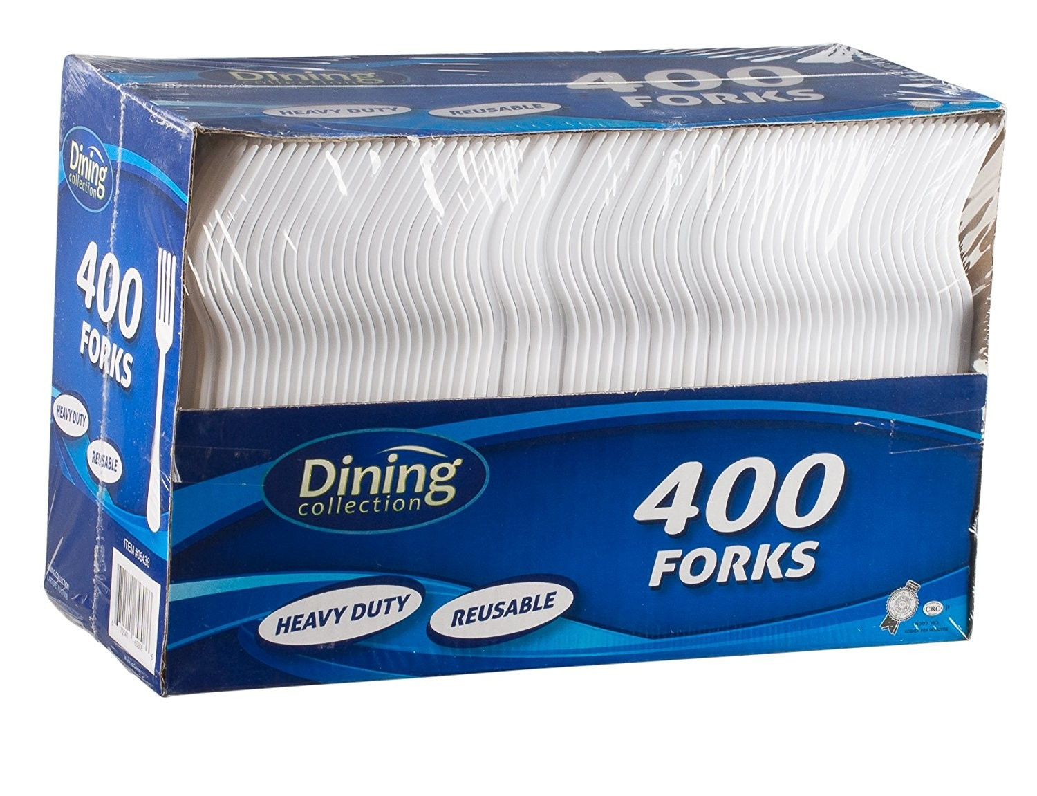 White Forks Medium Weight 400 Count