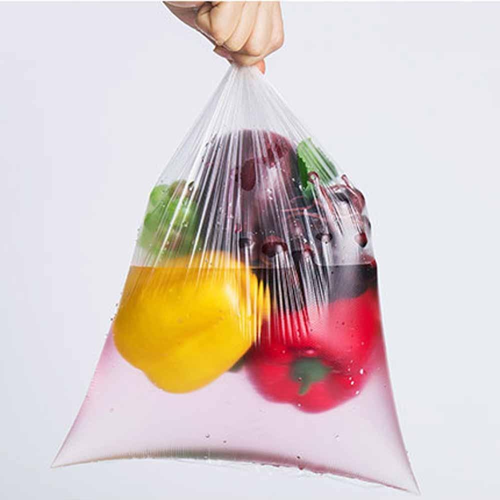 "Clear Plastic Food Storage Bags, 120 Bags Per Roll 7.75"" x 11.75"" (120 Roll/Lot)"