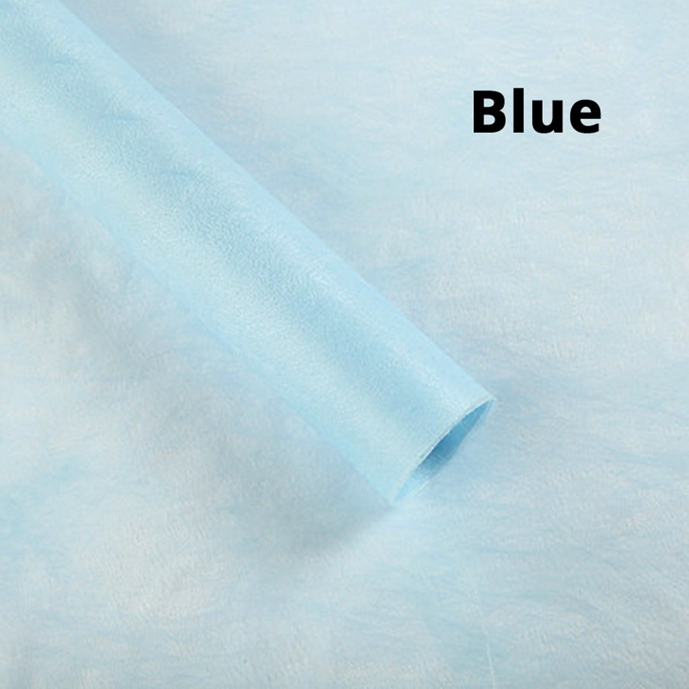 Blue Acid Free Gift Tissue Wrapping Paper For Flowers Presents 5