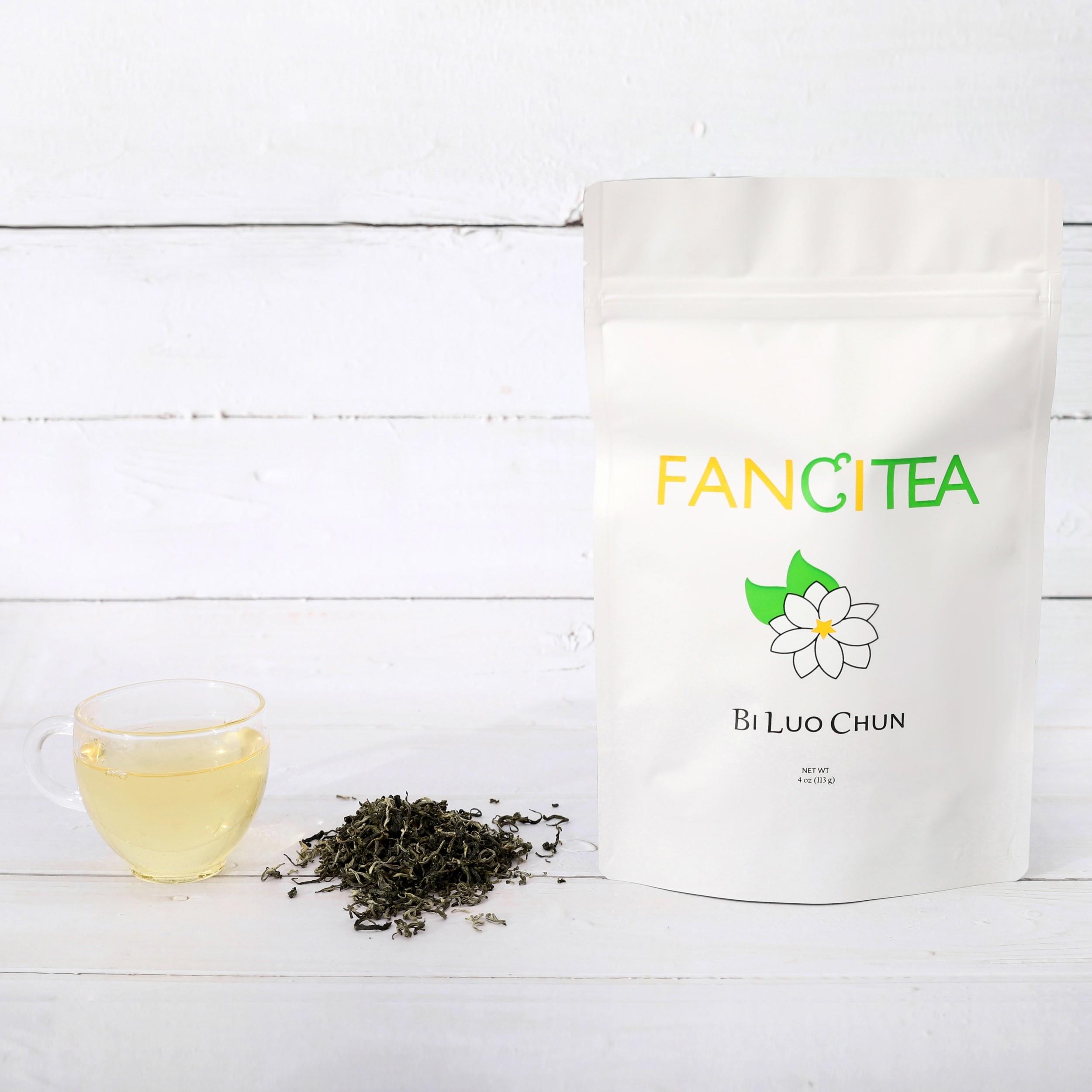 Fancitea Bi Luo Chun (Green Snail Spring) Loose Tea Leave 4oz/45 servings