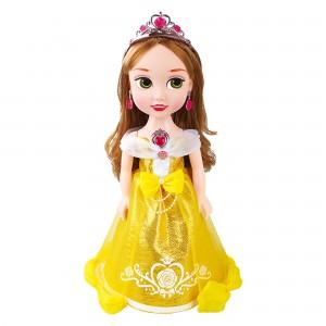 "Princess Bella Fairy Princess Dress-Up Story Telling 13.5"" Doll (1 Doll/Lot)"