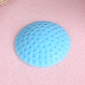 "Blue Pores Silicone Self Adhesive Doorknob Guard Bumpers 5 cm (1.75"") 800 Pieces/Lot"