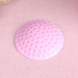 "Pink Pores Silicone Self Adhesive Doorknob Guard Bumpers 5 cm (1.75"") 800 Pieces/Lot"