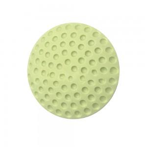 "Green Pores Silicone Self Adhesive Doorknob Guard Bumpers 5 cm (1.75"") 800 Pieces/Lot"