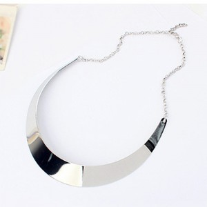 Silver Plated Collar Necklace - 100/Lot