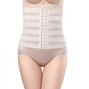 "Women's Beige Shapewear Belly Band Tummy Control 25 cm x 72 cm (9.75"" x 28.25"") (60 Shapewear/Lot)"