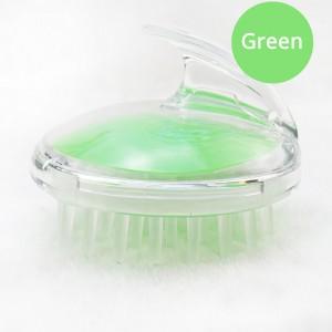 """Green 3""""x3.5"""" Handheld Scalp Massager [100PCS/Lot]"""