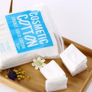 "White 3.5"" x 1.75"" Cotton Pads [100PCS/Lot]"