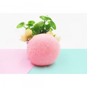 "Pink 3.25"" Konjac Facial Sponge [200PCS/Lot]"