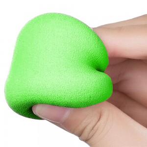 Green Egg Shaped Makeup Sponge [200 PCS/Lot]