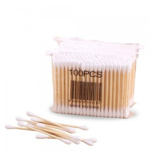 "White 2.75"" Cotton Swabs [300Pack/Lot]"