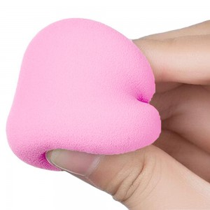 Pink Egg Shaped Makeup Sponge [200 PCS/Lot]