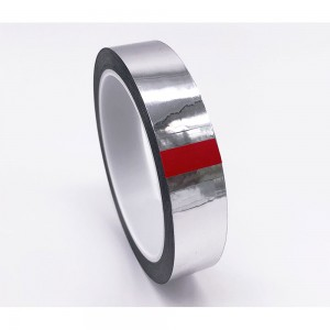 Shiny Metallic Silver Washi Tape for Journal Designs (0.5 Inches x 55 Yards) [200 Rolls/Lot]