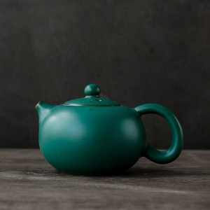 Green Ceramic All-Brew Beverage Maker in 7oz/200ml - 15/Lot (12.5 x 7.5 cm/4.75 x 2.75 inches)