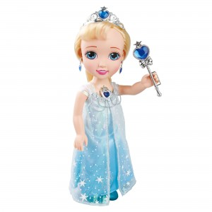 "Ice Princess Fairy Princess Dress-Up Story Telling 13.5"" Doll (1 Doll/Lot)"