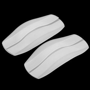 Clear Silica Gel Non-Slip Bra Strap Cushion (100 Bra Strap Cushions/Lot)