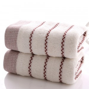 White Cotton Washcloths (90 Pieces/Lot)