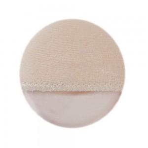 Brown Round Shaped Makeup Sponge (400 Pieces/Lot)