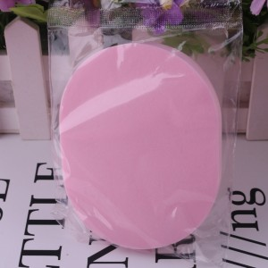 Pink Round Facial Sponge (380 Pieces/Lot)