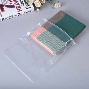 Transparent PE Slider Zip Closure Apparel Packaging Bags - 1000 Pieces/Lot 11.75 x 15.75 Inches