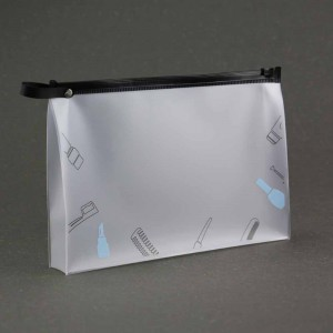 Transparent EVA Resealable Slider Zip Closure Bags for Clothing - 110 Pieces/Lot 9.75 x 6.5 x 1.5 Inches