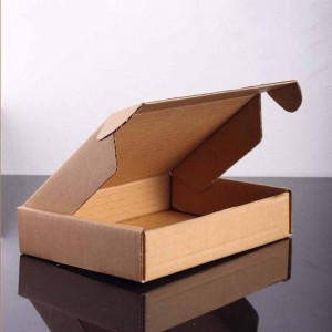 Brown Corrugated Board Apparel Boxes 7 x 4.5 x 1.5 inches - 200 Boxes/Lot