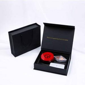 "Set of 80pcs Black Empty Beauty Lipstick Boxes 7.25"" x 5.5"" x 1.5"" [80pcs/lot]"
