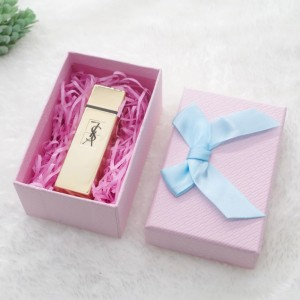 """Set of 35pcs Pink Empty Stylish Cosmetic Lipstick Boxes 3.75"""" x 2.5"""" x 1.7"""" [35pcs/lot]"""