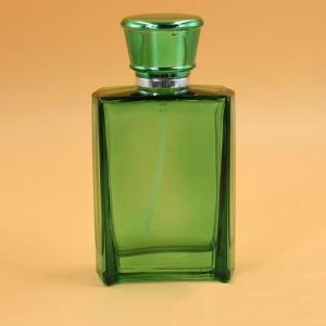80 pieces Green Glass Spray Bottle Perfume Atomizer 1.7oz [80 pieces/lot]