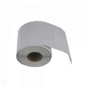 Blank White Roll Labels for Shipping Labels and Addresses (3.925 inches x 3.925 inches) [10000 Labels/Lot]