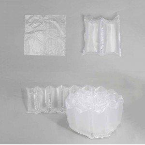 Inflatable Air Pillows for Shipping Box Cushioning and Protection (7.75 inches x 3.75 inches) [3 Rolls/Lot]