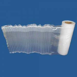 Air Column Packaging Wrap for Protecting Moving and Shipping Fragile Goods (7.75 inches x 55 Feet) [15 Rolls/Lot]