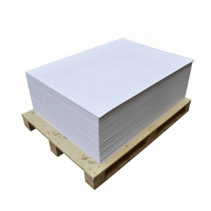 Multipurpose Kraft White Paper for Packing and Shipping (30.75 inches x 42.75 inches) [100 Roll/Lot]