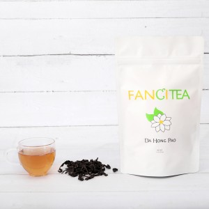 Fancitea Da Hong Pao (Big Red Robe) Oolong Loose Tea Leaves 4oz/45 servings