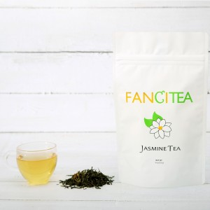 Fancitea Fresh Premium Chinese Loose Jasmine Tea Leaves (4oz/45 servings)