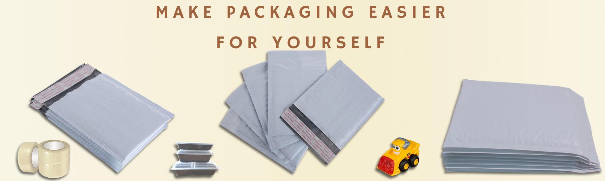Poly Packaging Bags